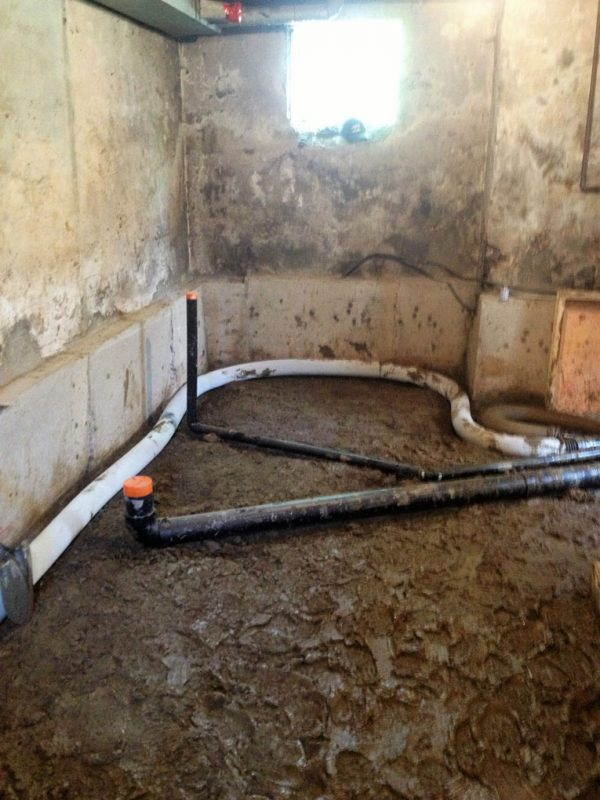 Basement Lowering