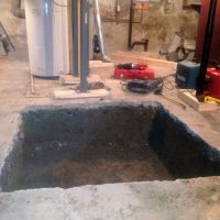 Basement Post Replacement