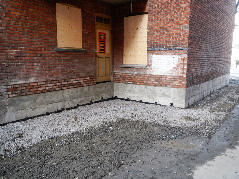 Foundation Replacement Ottawa