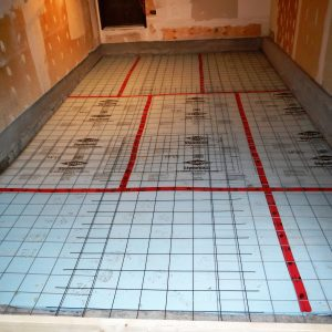 Insulated Floor