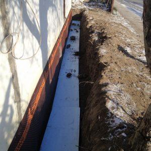 Foundation Footings Repair