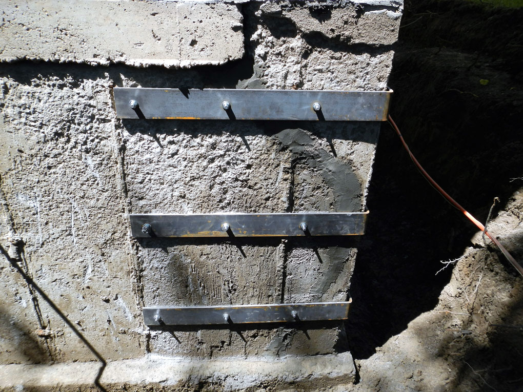 Structural Crack Repair