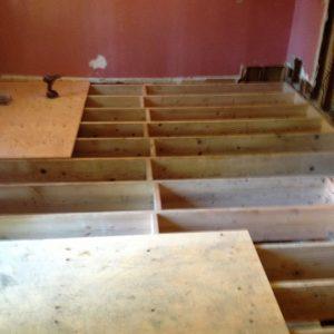 Sub Floor Replacement