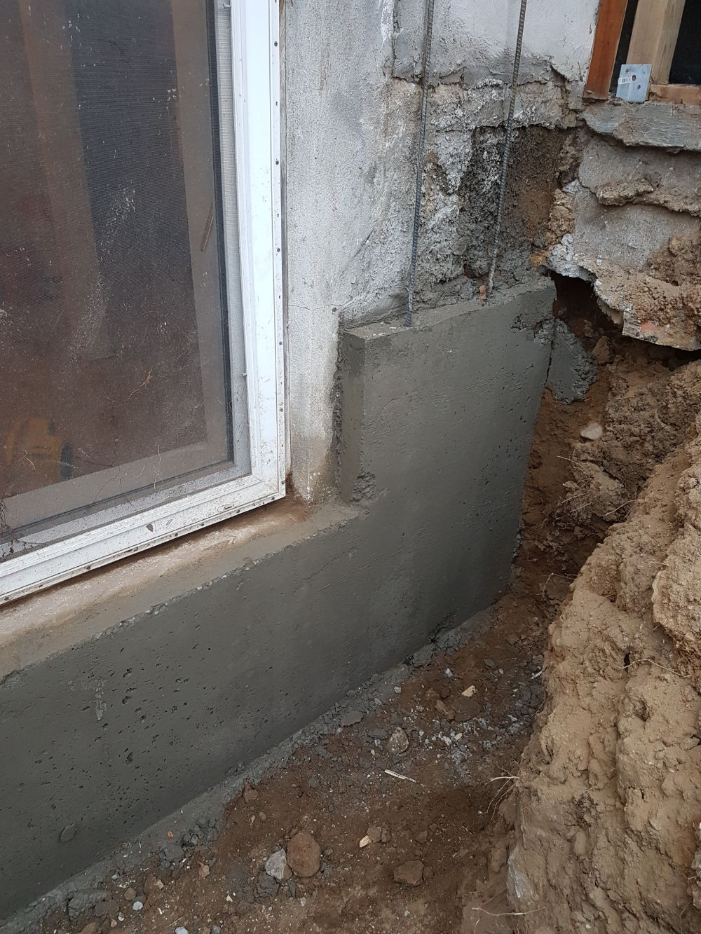 repairing foundation
