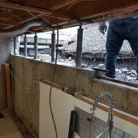 repairing foundation