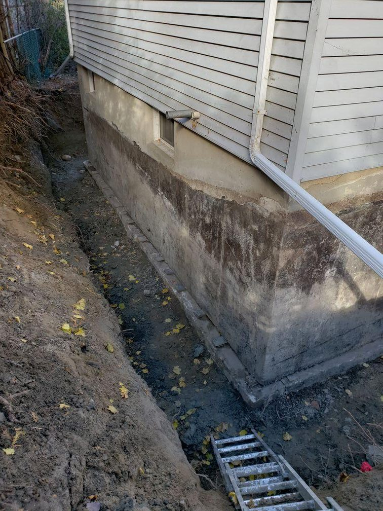 repairing foundations