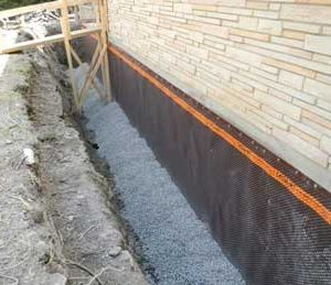Waterproofing Foundations