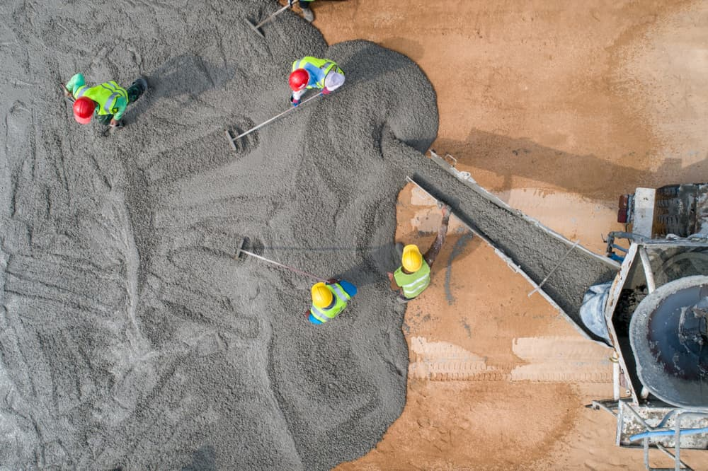 When is the Best Time of Year for Concrete Work?